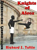 Cover for 'Knights of Alcea (Demonstone Chronicles #1)'