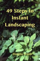 Cover for '49 Steps to Instant Landscaping'