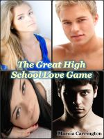Cover for 'The Great High School Love Game'