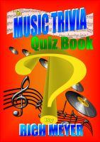 Cover for 'The Music Trivia Quiz Book'