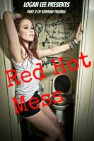 Cover for 'Red Hot Mess'