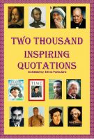 Cover for 'Two Thousand Inspiring Quotations'