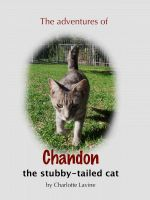 Cover for 'The Adventures of Chandon the Stubby-tailed Cat'