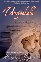 Cover for 'Unspeakable'