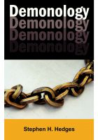 Cover for 'Demonology'