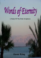 Cover for 'Words of Eternity'