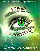 Cover for 'Power of Positivity'