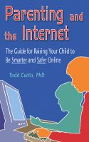 Cover for 'Parenting and the Internet'