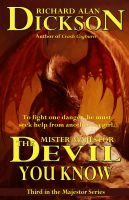 Cover for 'Mister Majestor: The Devil You Know'