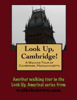 Cover for 'A Walking Tour of Cambridge, Massachusetts'