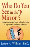 Cover for 'Who Do You See in the Mirror?'