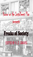 Cover for 'Freaks of Society'