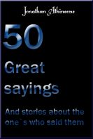 Cover for '50 Great Sayings'