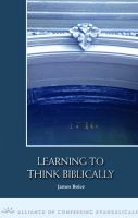 Cover for 'Learning to Think Biblically'