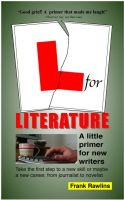 Cover for 'L for Literature'