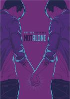 Cover for 'Not Alone : A Book for Bullied Teenagers'