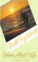 Cover for 'Build My World'