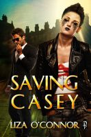 Cover for 'Saving Casey'