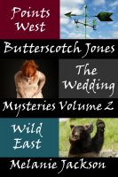 Cover for 'The Butterscotch Jones Mysteries Volume 2 (Books 5-7)'