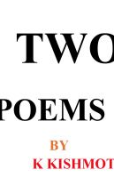 Cover for 'Two Poems'
