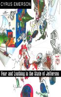 Cover for 'Fear and Loathing In The State of Jefferson'