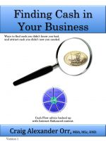 Cover for 'Finding Cash in Your Business'