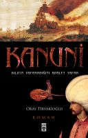 Cover for 'Kanuni'