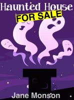 Cover for 'Haunted House For Sale--Paranormal Mystery Novella'