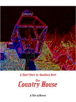 Cover for 'The Country House: A Short Story'