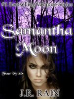 Cover for 'Samantha Moon: First Four Novels'