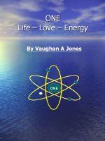 Cover for 'One Life - Love - Energy.'