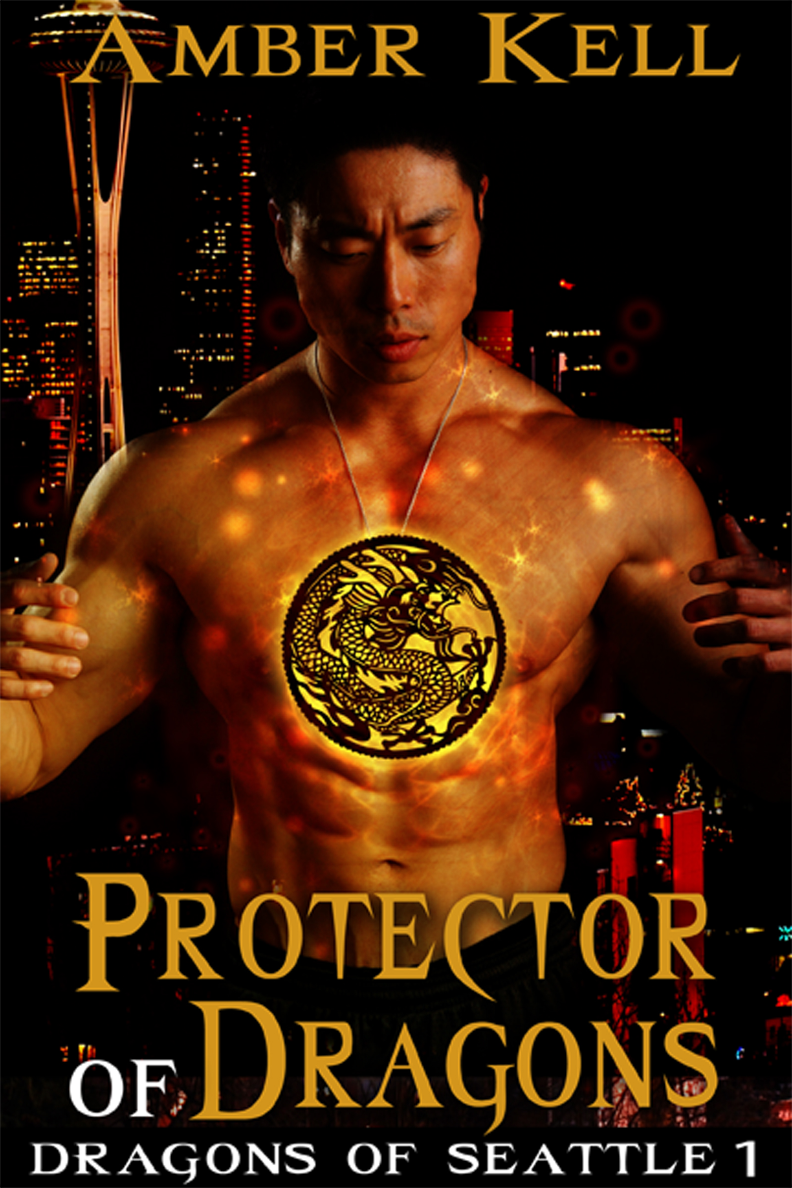 Amber Kell - Protector of Dragons