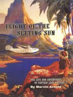 Cover for 'Flight Of The Setting Sun'