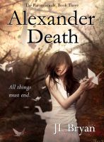 Cover for 'Alexander Death (The Paranormals, Book 3)'