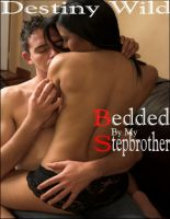 Cover for 'Bedded By My Stepbrother'