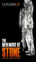 Cover for 'The Men Made of Stone'