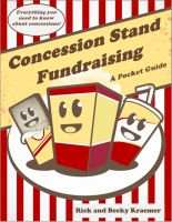 Cover for 'Concession Stand Fundraising'