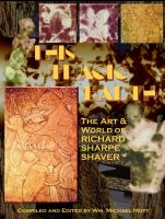 Cover for 'This Tragic Earth: The Art and World of Richard Sharpe Shaver'