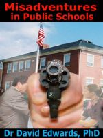 Cover for 'Misadventures in Public Schools'