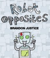 Cover for 'Robot Opposites'