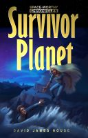 Cover for 'Survivor Planet'