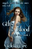 Cover for 'Gifts of the Blood'