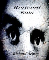 Cover for 'Reticent Rain'