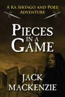 Cover for 'Pieces in a Game'