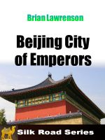 Cover for 'Beijing City of Emperors'
