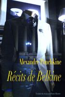 Cover for 'Récits de Belkine'