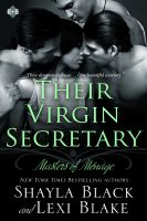 Shayla Black - Their Virgin Secretary, Masters of Ménage, Book 6
