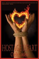 Cover for 'Hostage Heart'