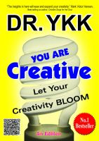 Cover for 'You Are Creative-Let Your Creativity Bloom'