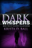 Cover for 'Dark Whispers'